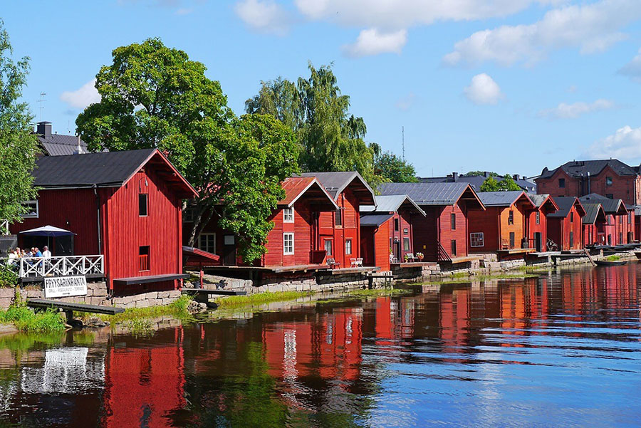 Finland - Favoriet van Alletta