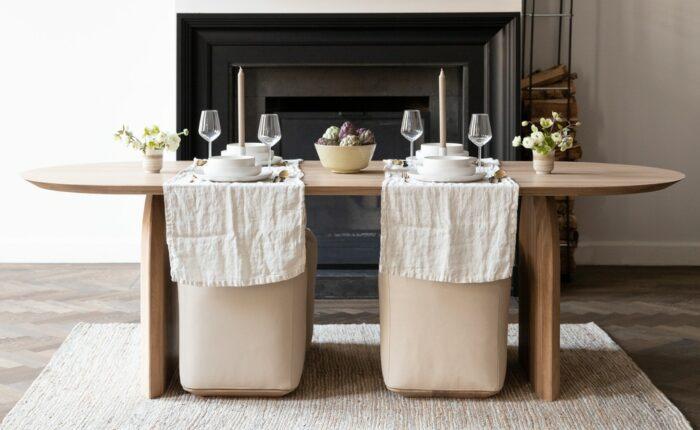 Lekker tafelen bij Robeerst Interieurs