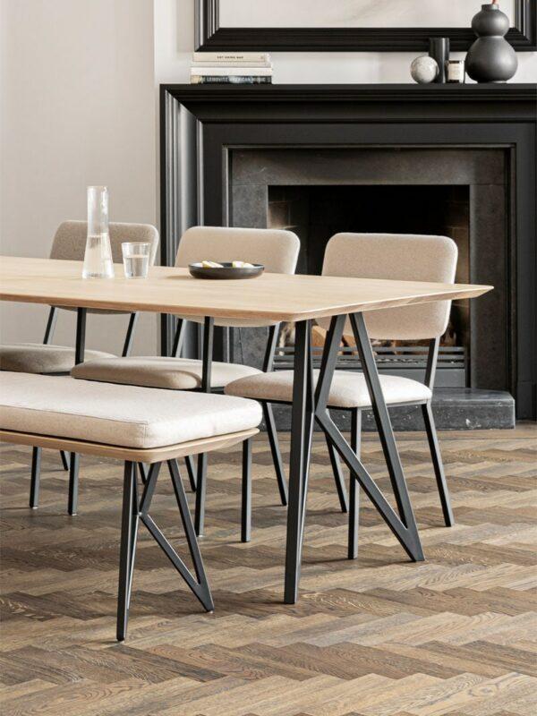 Studio Henk Butterfly table bij Robeerst Interieurs
