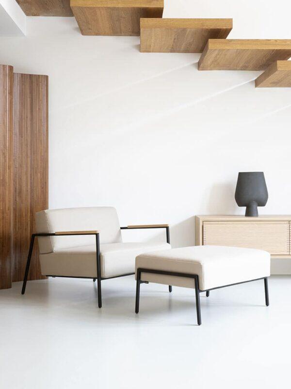Studio Henk Co Lounge Chair bij Robeerst Interieurs
